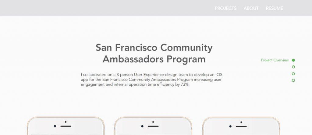 Bí quyết thiết kế website cá nhân từ các nhà thiết kế UX hàng đầu 10
