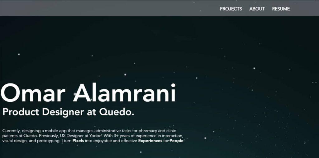 Bí quyết thiết kế website cá nhân từ các nhà thiết kế UX hàng đầu 9