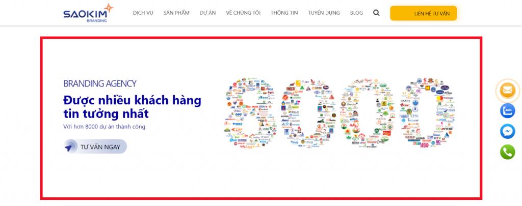 Hình ảnh thiết kế web