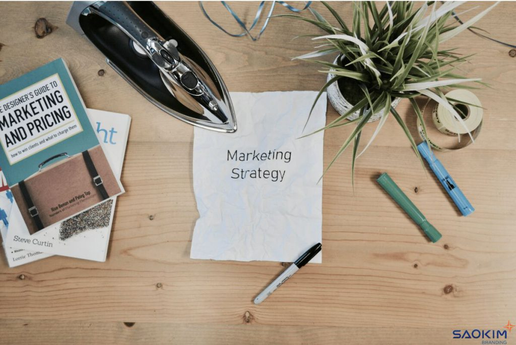 Hình ảnh minh họa hoạt động Marketing Hỗn hợp